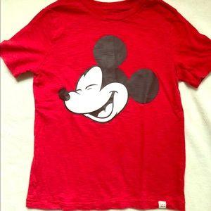 """GAP Disney """"Keep Up If You Can"""" Shirt"""